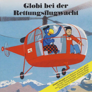 Globi - Globi bei der Rettungsflugwacht