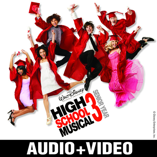 high school musical 3 song list