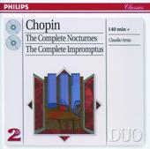 Chopin: The Complete Nocturnes & Impromptus-Claudio Arrau