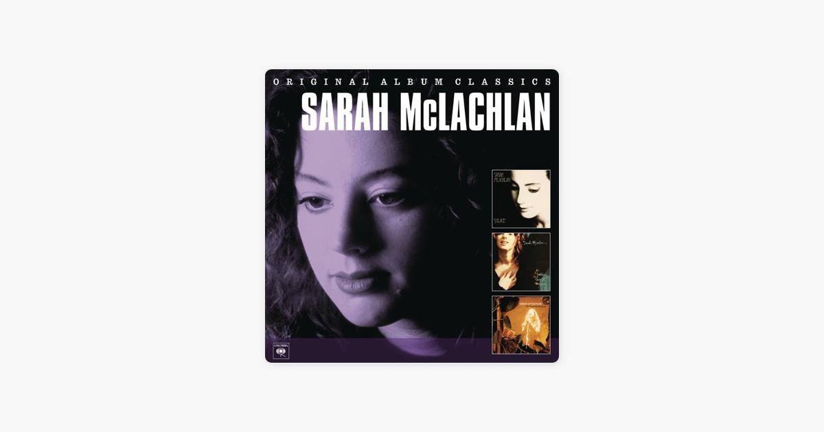 sarah mclachlan itunes originals