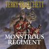 Terry Pratchett - Monstrous Regiment: Discworld, Book 31 (Unabridged) artwork
