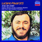 The World's Best Loved Tenor Arias - Luciano Pavarotti - Luciano Pavarotti