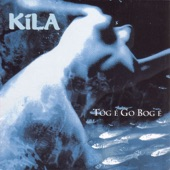 Kíla - Dusty Wine Bottle