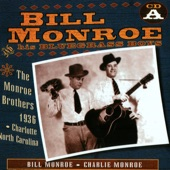 Bill Monroe and His Bluegrass Boys - Footprints in the Snow