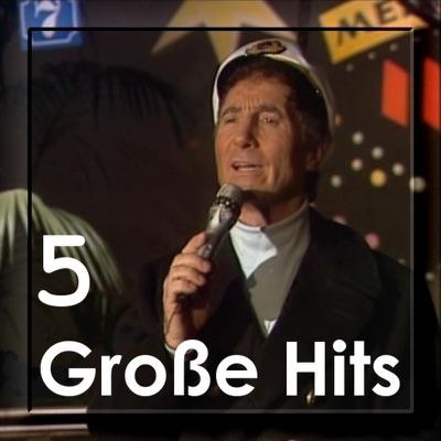 5 große Hits: Freddy Quinn - EP - Freddy Quinn