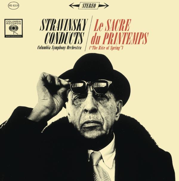 Igor Stravinsky Columbia Symphony Orchestra CBC Symphony Orchestra Festival Singers Of Toronto The S