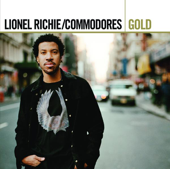 Gold: Lionel Richie  Commodores-Lionel Richie & The Commodores