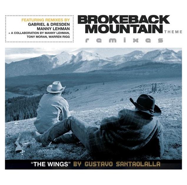 Brokeback Mountain Soundtrack