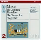 Mozart: The Complete Piano Trios - Clarinet Trio