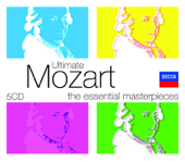 Ultimate Mozart: The Essential Masterpieces
