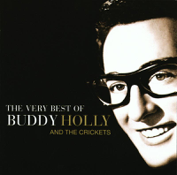 Buddy Holly - The Very Best of Buddy Holly artwork