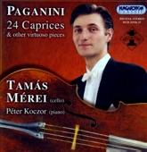 Paganini (Artist), Gallois (Artist) - Paganini: 24 Caprices - Caprice No. 8 in E-flat major: Maestoso
