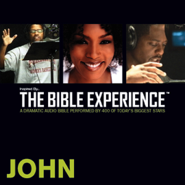 John: The Bible Experience (Unabridged) audiobook