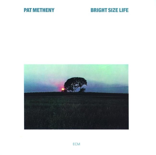 Pat metheny bright size life album download
