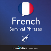 Learn French - Survival Phrases French, Volume 1: Lessons 1-30: Absolute Beginner French #29 (Unabridged)
