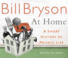 Bill Bryson - At Home: A Short History of Private Life artwork