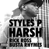 Harsh (feat. Rick Ross & Busta Rhymes) - Single