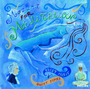 Mozart for Meditation: Quiet Music for Quiet Times - Various Artists - Various Artists