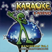 Karaoke Latino Rancheras, Vol. 1