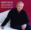 André Previn - Alone - Ballads for Solo Piano  artwork