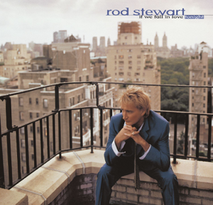 Rod Stewart - If We Fall In Love Tonight
