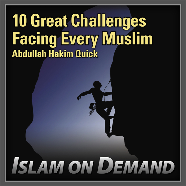 challenges facing islam