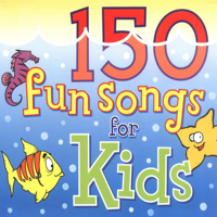 The Countdown Kids - 150 Fun Songs for Kids artwork
