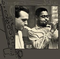 View album Dizzy Gillespie & Stan Getz - Diz and Getz (Remastered)