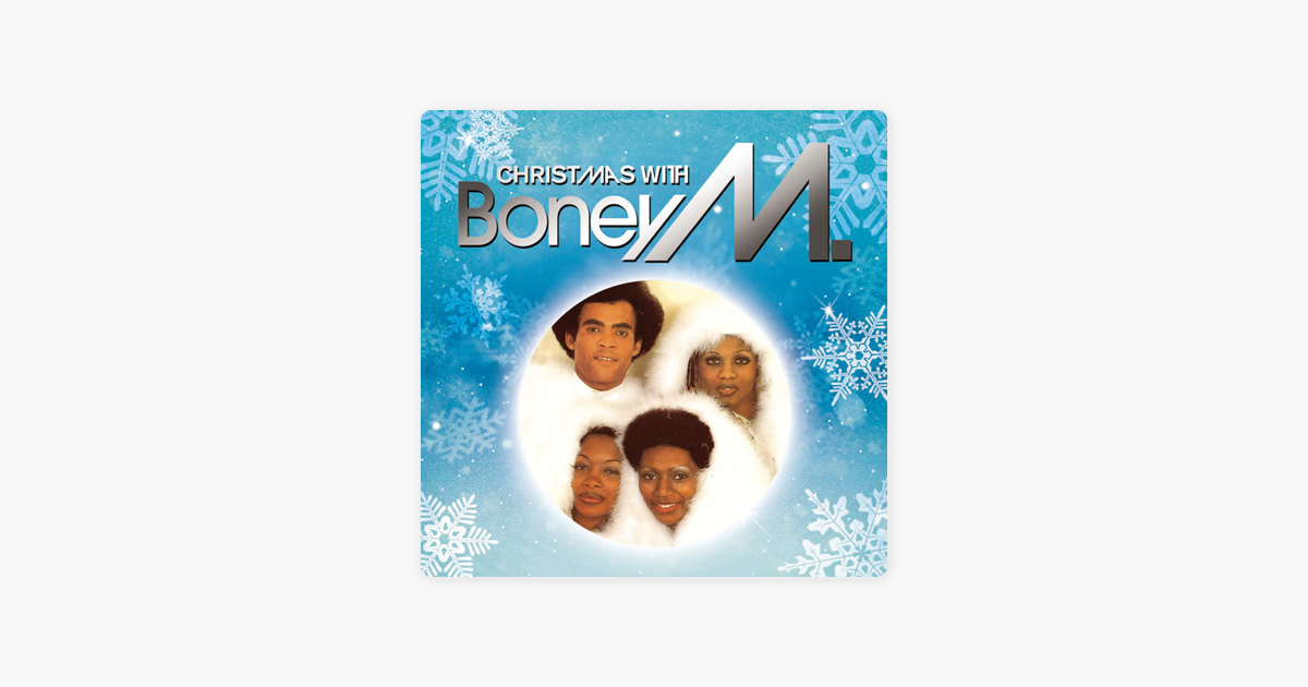 Boney M Christmas Album.Christmas With Boney M By Boney M