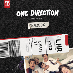 One Direction - Take Me Home: Yearbook Edition