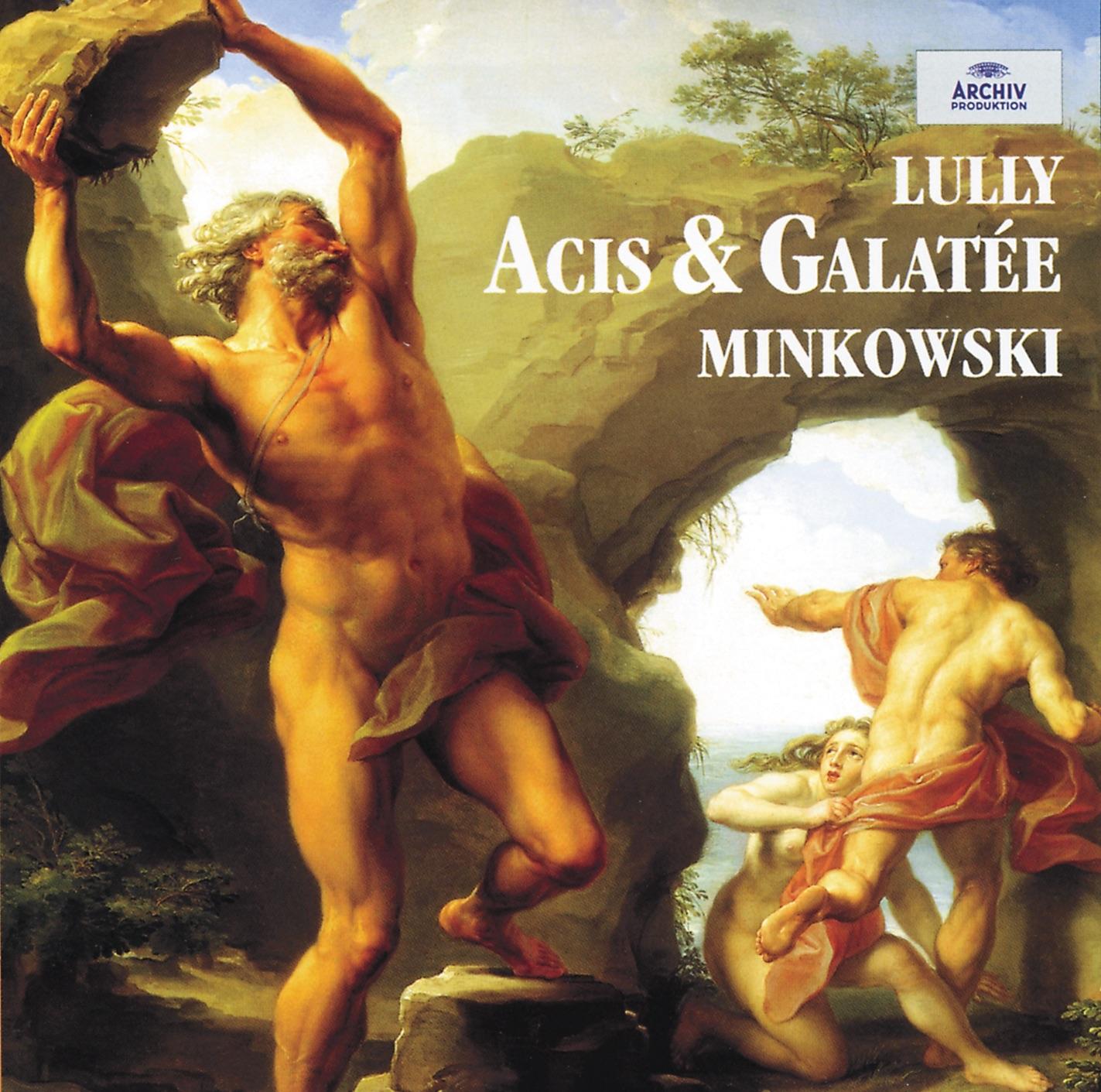 Acis & Galatée: