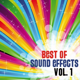 Best of Sound Effects  Royalty Free Sounds and Backing Loops for TV,  Video, Youtube, DJ, Broadcasting and More, Vol  1  by DJ Sound Effects