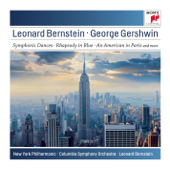 Gershwin: Symphonic Dances from West Side Story, Candide Overture, Rhapsody in Blue, An American in Paris