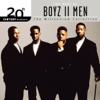 Boyz II Men - 20th Century Masters the Millennium Collection: The Best of Boyz II Men  artwork