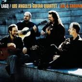 Los Angeles Guitar Quartet - Walk Dance