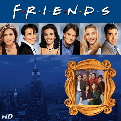 Friends, Saison 1 (VF) - Friends