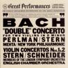 Isaac Stern, Itzhak Perlman & English Chamber Orchestra - Bach: