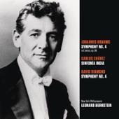 Leonard Bernstein - Sinfonía India (excerpt)