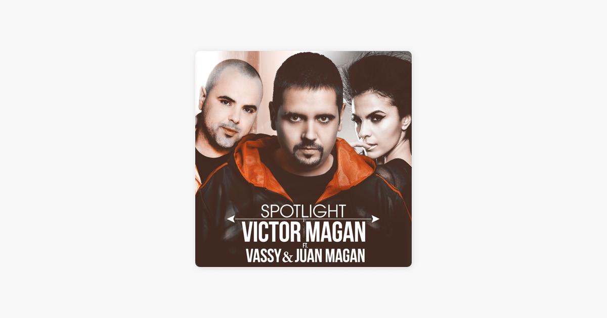 victor magan spotlight