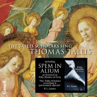 Peter Phillips & The Tallis Scholars - The Tallis Scholars Sing Thomas Tallis: Spem in alium artwork