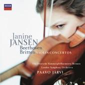 London Symphony Orchestra - Britten: Violin Concerto, Op.15 - 1. Moderato con moto