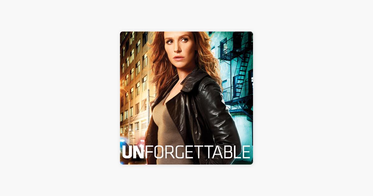 Unforgettable Staffel 1