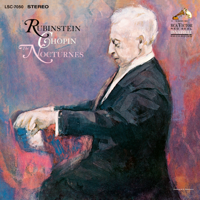 Nocturnes, Op. 9: No. 2 in E-Flat Major - Arthur Rubinstein song