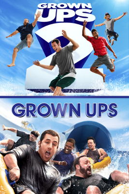 Grown Ups / Grown Ups 2 HD Download