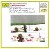 Beethoven - Sonata For Violin And Piano No.9 In A, Op.47 - Kreutzer - 2. Andante Con Variazioni - Wilhelm Kempff/Yehudi Menuhin