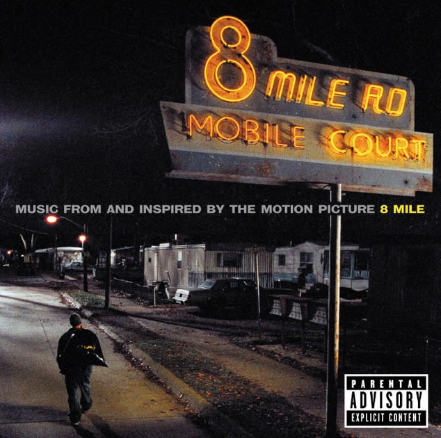 8 mile music from and inspired by the motion picture by various