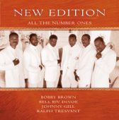 All The Number Ones-New Edition