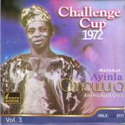 Challenge Cup 1972 - Ayinla Omowura and His Apala Group