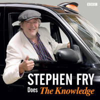 Stephen Fry - Stephen Fry Does the 'Knowledge' artwork