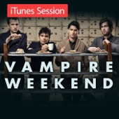 Vampire Weekend - I'm Going Down (iTunes Session)